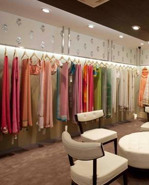 Indian Designer Anita Dongre Store in Delhi   Indian Designer Clothes