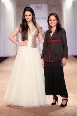 Anju Modi Confirms Delhi Couture Week
