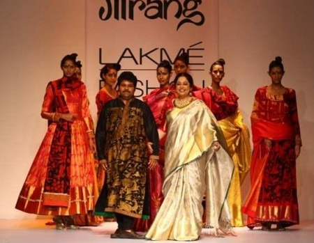 Designer Gaurang LFW