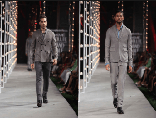 Rajesh Pratap Singh's Mens Collections on the Ramp