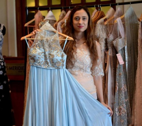 Indian Fashion Designer Shela Khan to showcase her collection in Delhi