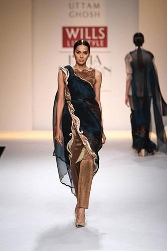 Kiran Uttam Ghosh At Wills Lifestyle India Fashion Week 2014 Kiran Uttam Ghosh News