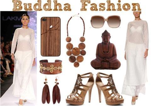 Designer Kurti by Indian Fashion Designer Anita Dongre's Lakme Fashion Week SS 2014 Collection