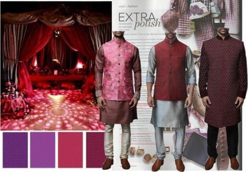 Indian designer label WYCI presents a stylish menswear collection