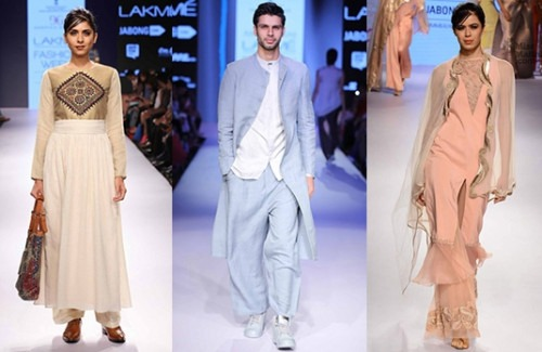 Lakme Fashion Week 2015 Summer Resort: Indian Handlooms and Textile Day Highlights | Traditional Top Picks From Lakme Fashion Week 2015