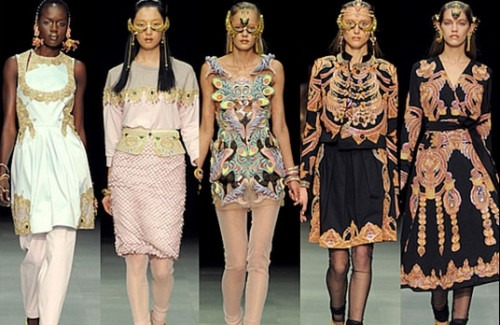 Indian Heritage Inspired Fashion all over the World