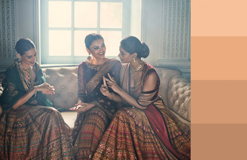 Beautiful Indian Wedding Outfits | How To Choose Indian Wedding Outfits Based On Complexion