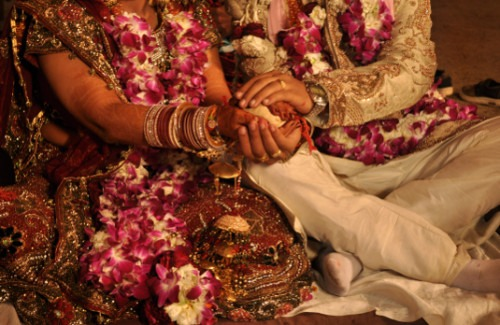 Spectacular Indian Wedding Traditions- strand-of-silk- Indian weddings