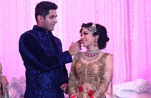 INSIDE TULSI KUMAR'S BEAUTIFUL INDIAN WEDDING