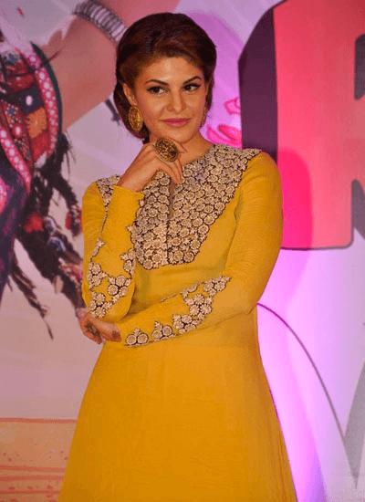 Jacqueline Fernandez - Amby Valley India Bridal Fashion Week 2013