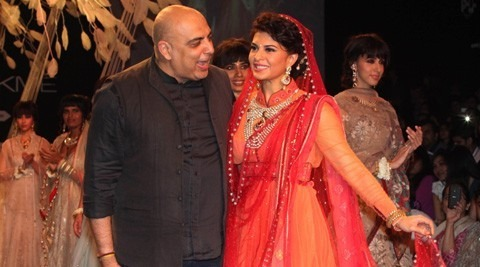 Tarun Tahiliani's Lakme Fashion Show 2014