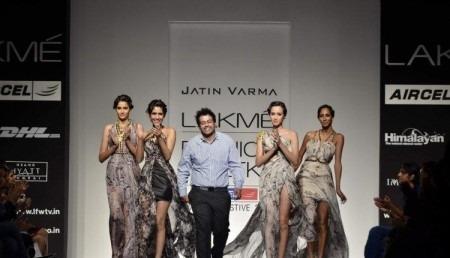 Jatin Varma - Jatin Varma's Dark Angels at LFW