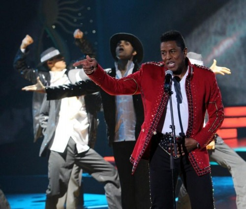 Jermaine Jackson and Sonu Nigam Rock the Show