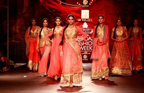 JJ Valaya - Aamby Valley India Bridal Fashion Week 2012 - Stylish Thoughts