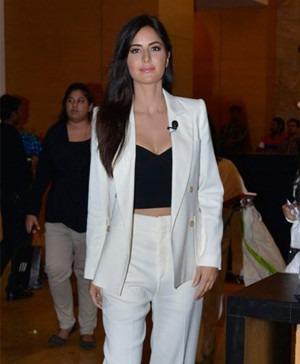 Katrina Kaif Wearing A Suit | Katrina Kaif and Sonakshi Sinha Up Their Style Game