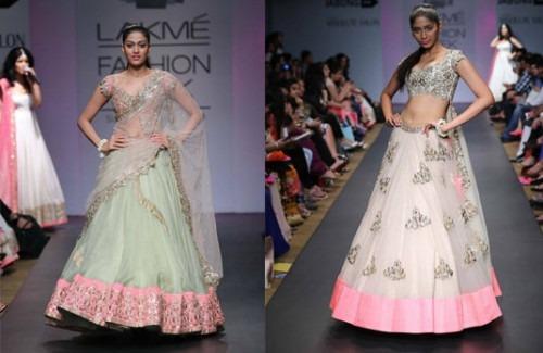 Lakme Fashion Week: Highlights of Days 1-2 - Stylish Thoughts