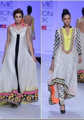 Indian Designers LFW Winter/Festive 2013 Indian Fashion