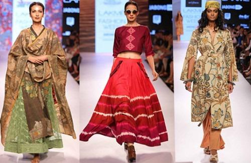 Lakme Fashion Week 2015: Day 2 Highlights | Top Runway Picks From Lakme Fashion Week Day 2