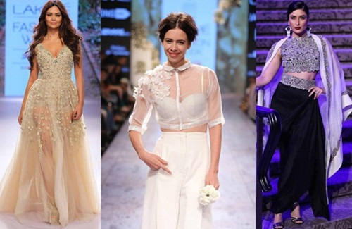 Lakme Fashion Week 2015: Show Stoppers and Bollywood Celebrities | Top Pick Show Stoppers and Bollywood Celebrities