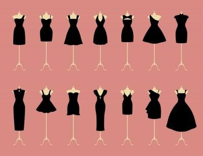 Picking the Perfect Outfit for New Years Eve | Little Black Dresses