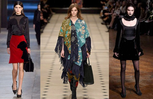 London Fashion Week A/W 2015 Highlights | Our Top Picks Looks from LFW