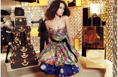 Louis Vuitton Diwali Collection 2010 | Indian Fashion on a Global Stage