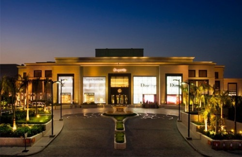 Luxury Consumption in India is on the Rise - DLF Emporio Luxury Mall in Delhi