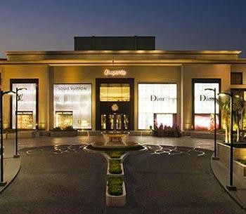 Luxury Consumption in India is on the Rise - DLF Emporio Luxury Mall in New Delhi