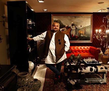 Luxury Residences by Indian Fashion Designer JJ Valaya