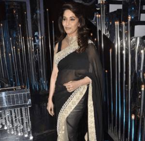 Madhuri Dixit Wears Sabyasachi Mukerjee