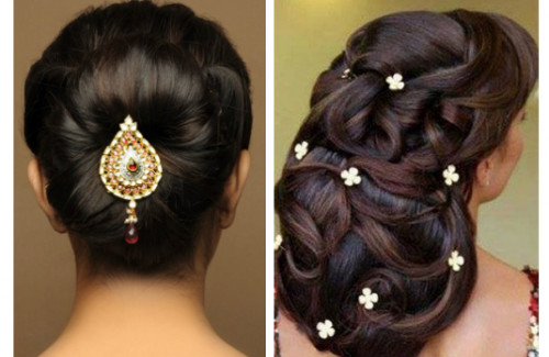 The Best And The Worst Indian Wedding Hairstyles Indian Fashion Blog