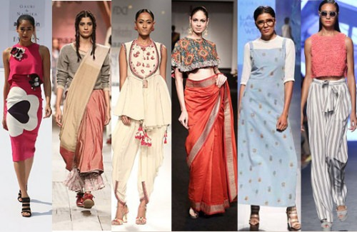 Indian Fashion Trends   Our Favourite Trends Dictated By Indian Fashion Weeks