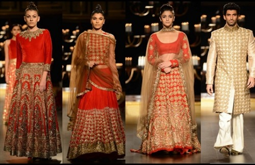 Indian Clothes - Manish Malhotra to open Delhi Couture Week