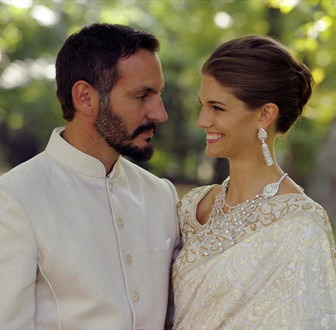 Manav Gangwani Creates Royal Wedding Outfits Indian Clothes