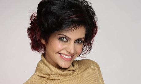 Mandira Bedi's Designer Sarees