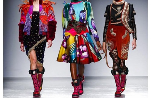 Manish Arora: A Success Story | Manish Arora Sydney Charity Fashion Show
