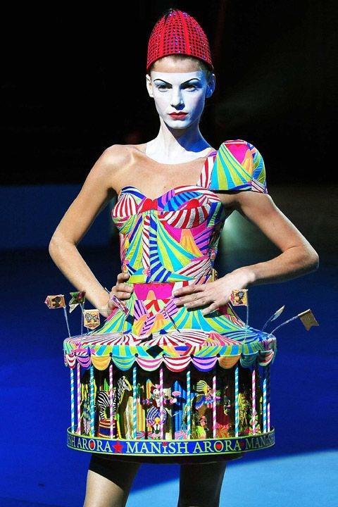 Manish Arora When Fashion Becomes A Sublime Art Manish Arora News