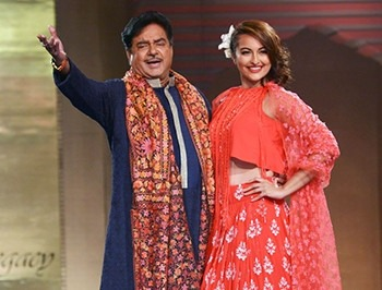 Manish Malhotra and His Social Commitment- Sonakshi and Shatrughan Sinha