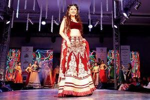 Indian designer Bridal Show in Jaipur for Indian Wedding Clothes