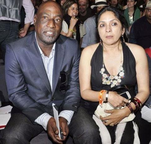 Indian Designer Masaba Gupta and Viv Richards developing a sport line together