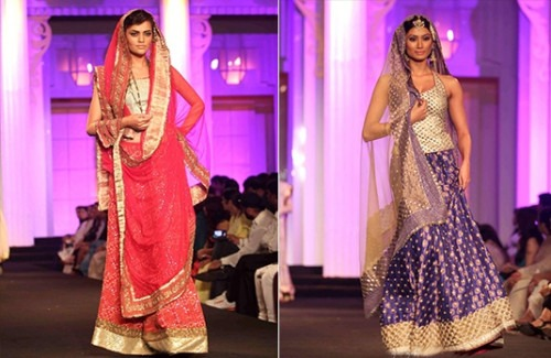 Meera Muzaffar Ali - Aamby Valley India Bridal Fashion Week 2012 - Stylish Thoughts
