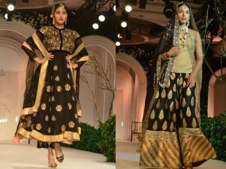 Meera Muzaffar Ali - IBFW 2013: Meera and Muzzafar Ali's Collection