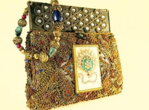 Indian Designer Meera Mahadevia's Bag