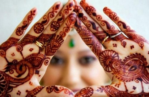 Strand of Silk Indian Wedding Blog - Mehendi Tutorial for Indian Wedding Guests