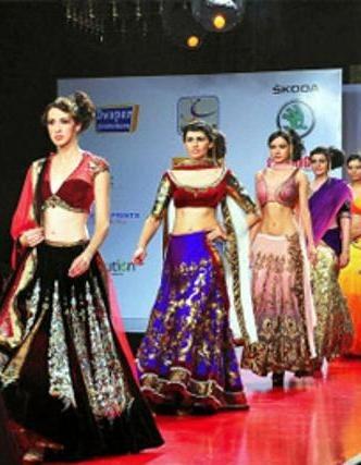 The Rajasthan Fashion Week