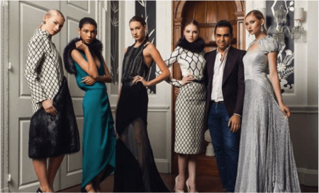 Indian Designer Bibhu Mohapatra: From India To New York City