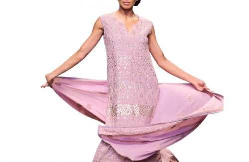 Rose Tunic Set by Siddhartha Tytler | Here's Why Indian Tunics Should be Your Wardrobe Staple