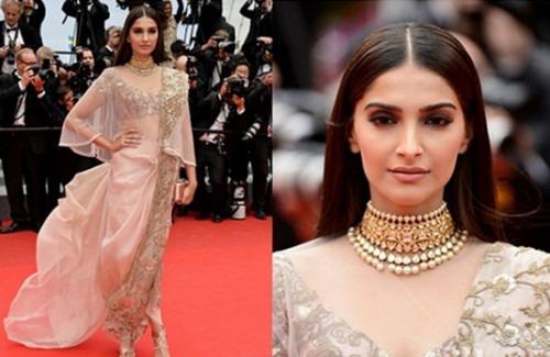 Bridal Style Inspiration from Sonam Kapoor
