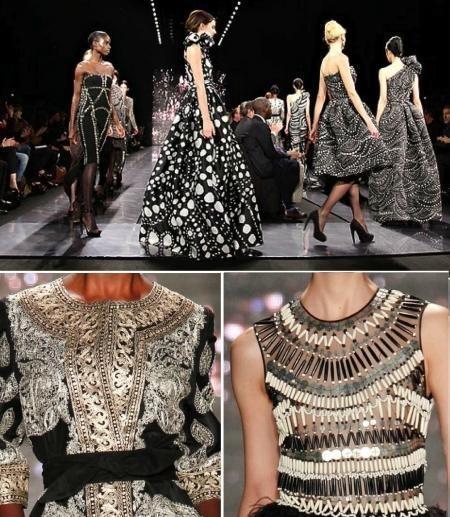 Indian Designer Fashion at New York Fashion Week Naeem Khan