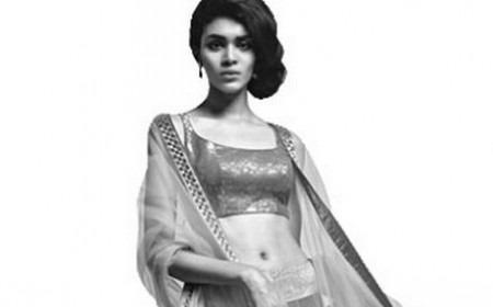 Indian Fashion Designer Neeta Lulla's New Kanjeevaram Silk
